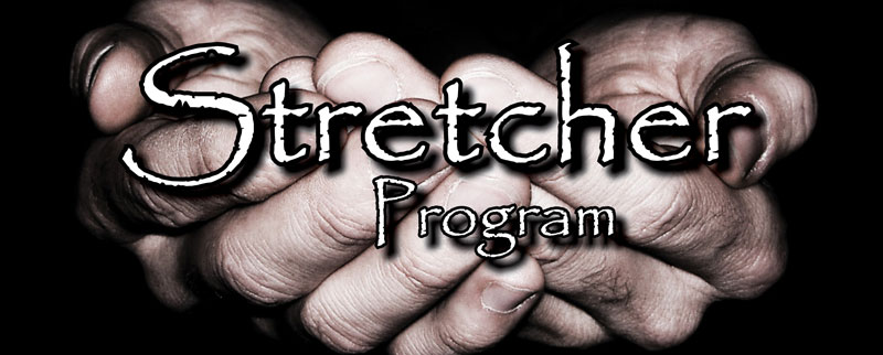 stretcher program logo